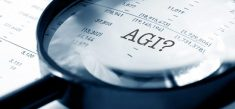 how to find agi adjusted gross income taxes